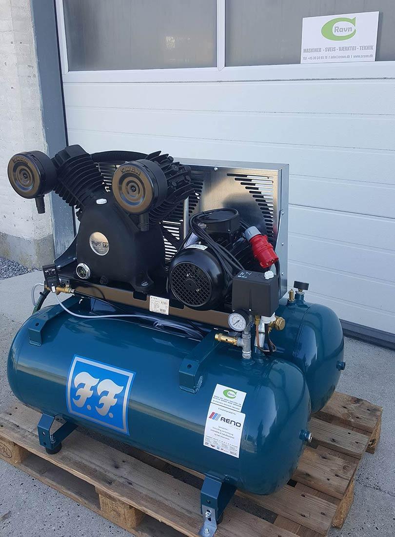 Efterstræbte Kompressorer - C. Ravn FU-14